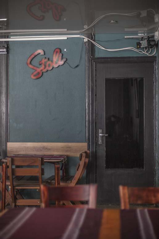 Trammi-baari Tallinnassa