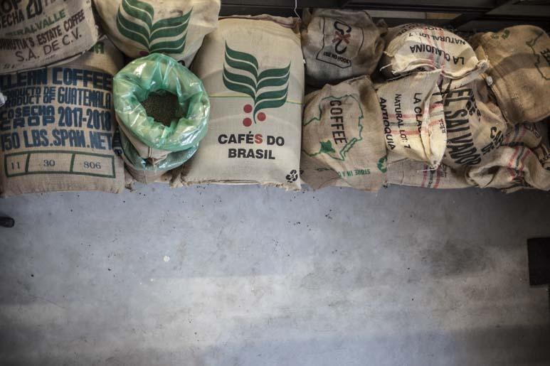 Kokomo kahvipaahtimo kopli