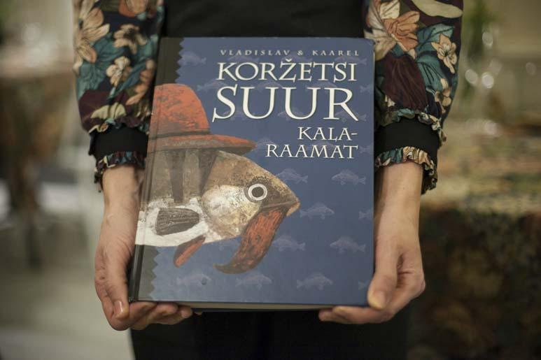 Vladislav Koržetsin kalakirja