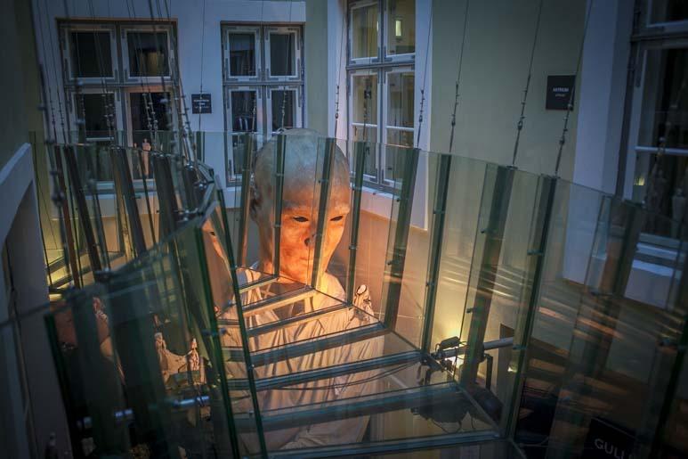 Nukketeatterimuseo Tallinnassa