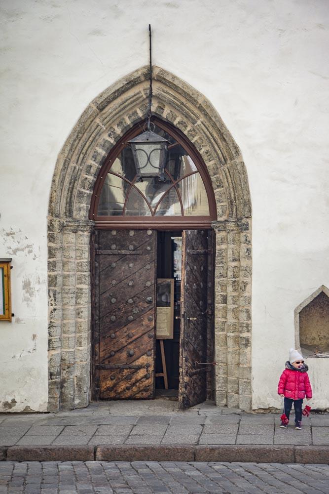 Pyhän Hengen kirkko Tallinnassa