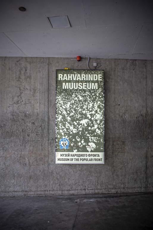 Kansanrintaman museo