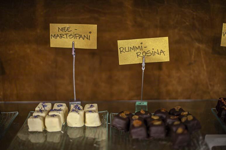 Kehrwieder suklaa