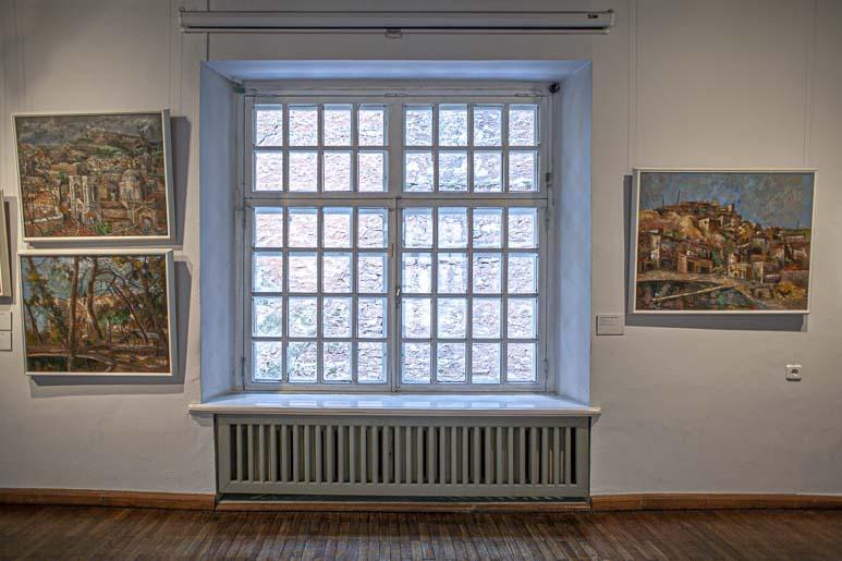 Adamson-Ericin museo Tallinnan vanhassakaupungissa