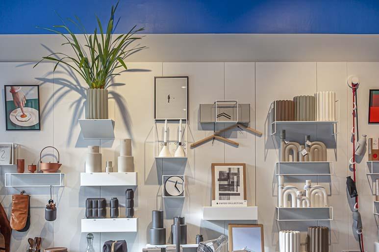 Viru 21 design-kauppa Tallinnassa