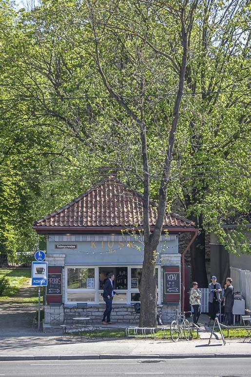 Kiosk No 1