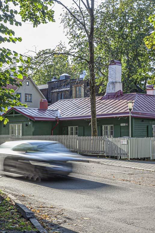 mantel & korsten Kadriorgissa Tallinnassa