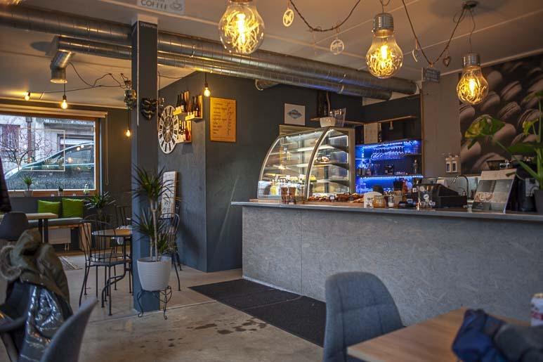 MEM kahvila Kalamajassa