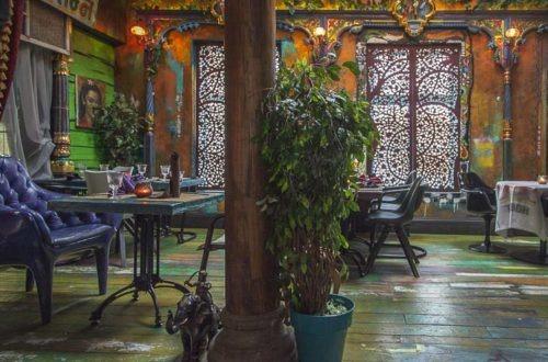 Tai Boh ravintola Tallinnassa