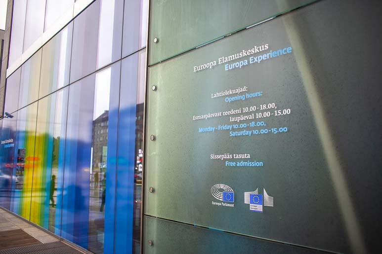 Eurooppa elämyskeskus