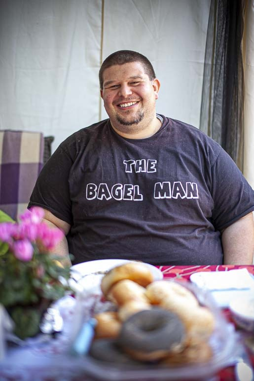 Paul's bagels