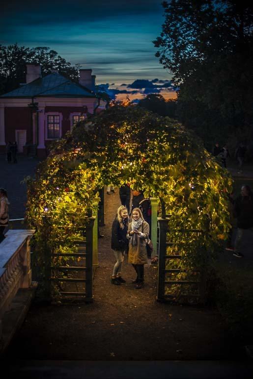 Valofestivaali Tallinnassa