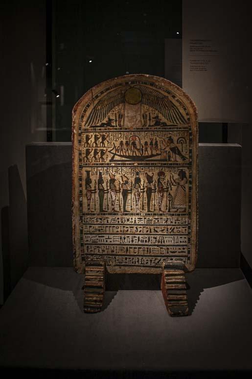 Egyptin loisto Kumu ja Amos Rex