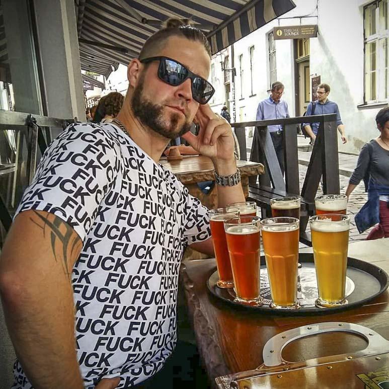Oluenystävän Tallinna