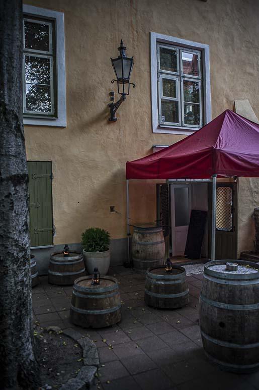 Pan y Vino Tallinnan vanhassakaupungissa