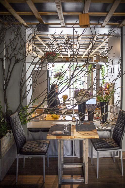 Flower Garden cafe