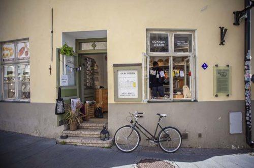 Kaupungin pienin kauppa