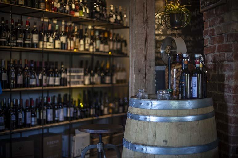 Plan B viinibaari Tallinnassa