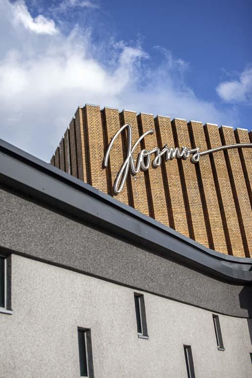 Kosmos elokuvateatteri Tallinnassa