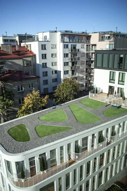 Roof ravintola ja L'Embitu hotelli