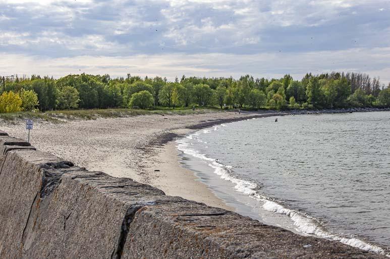 Paljassaare uimaranta Pikakari