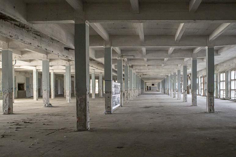 Makupaloja Manufaktuuri Sitsin tehtaat sisäkuva