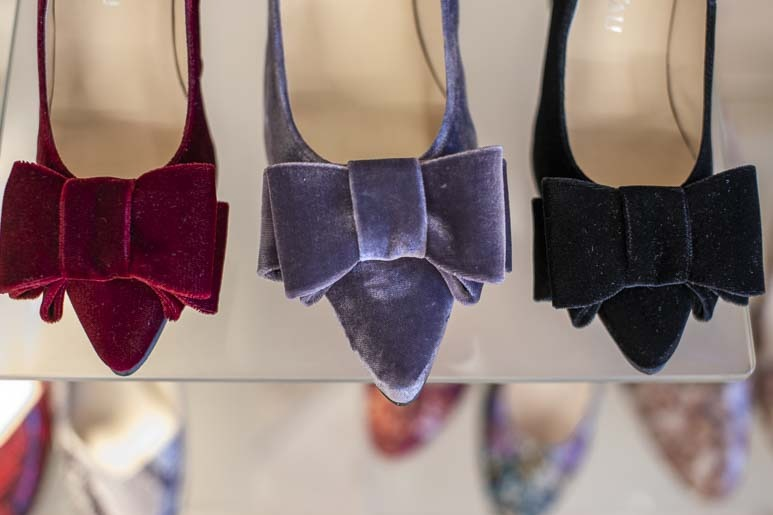Vivian Vau kenkäkauppa Tallinnassa