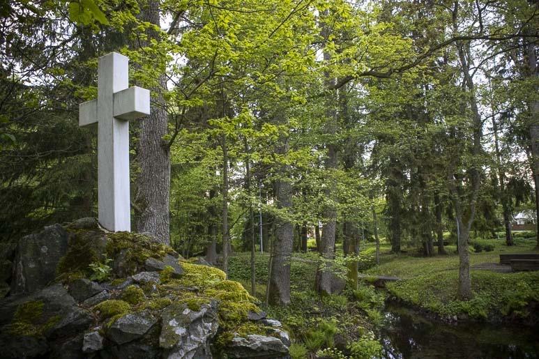 Glehnin hautausmaa